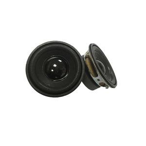 Image 4 - Tenghong 2 Pcs 2Inch Full Range Audio Speakers 4Ohm 3W Bluetooth Draagbare Speaker Voor Robot Reparatie Diy Luidspreker 52 Mm Ronde