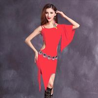 Ballroom Dance Competition Dresses latin,waltz, samba,ChaCha ballroom dance dress,women dance costume,stage ballroom dress