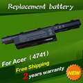 5200 mah batería para acer aspire 4741 jigu aspire 5253 5253g 5333 5336 5349 5350 5551 5551G 5552 5552G 5560 5560G 5733 5733Z