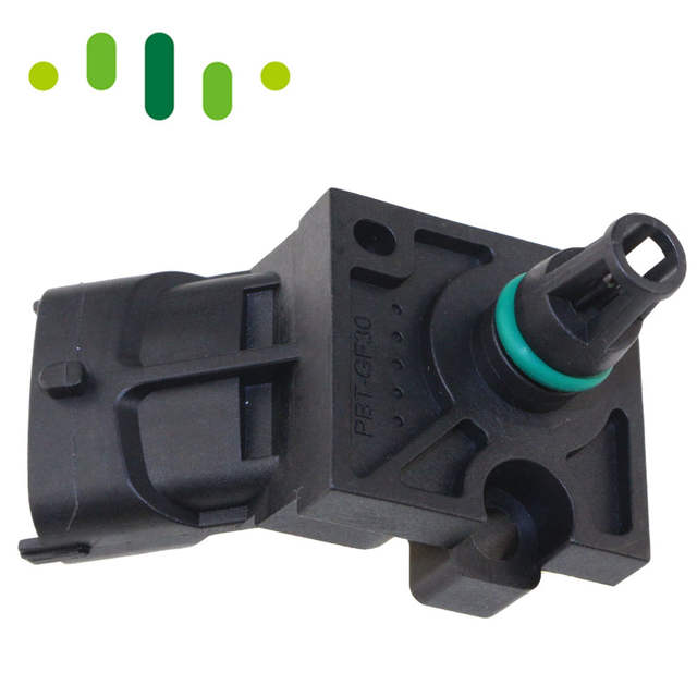 US $21 93 15% OFF 3 Bar MAP Sensor Manifold Intake Air Turbo Boost Pressure  For VOLVO S40 S60 S80 2 4 2 5 3 0 D D5 T5 30622083 31303975 31355463-in