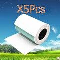 5 stücke Verdickung Elektrostatische baumwolle für xiaomi mi luftreiniger pro/1/2 universal marke air purifier filter hepa filter-in Luft-Reinigungsapparat Teile aus Haushaltsgeräte bei