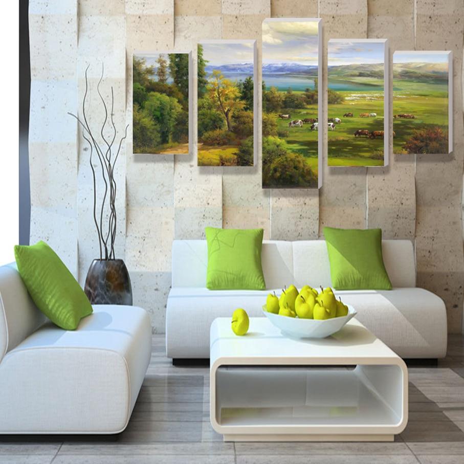 Cuadros murales para pared affordable cuadros murales for Decoracion de paredes de sala