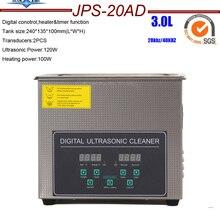 newest 110V/220V Dual 40KHz/28KHZ 120W JPS-20AD Digital heater&timer Ul