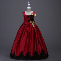 5 14T Girls Tutu Dress Children Halloween Cosplay Costume Christmas Dresses Kids Girl Party Photography Clothes