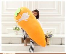 large 140cm cartoon carrot plush cushion,back cushion,soft hugging pillow home decoration birthday gift p0411