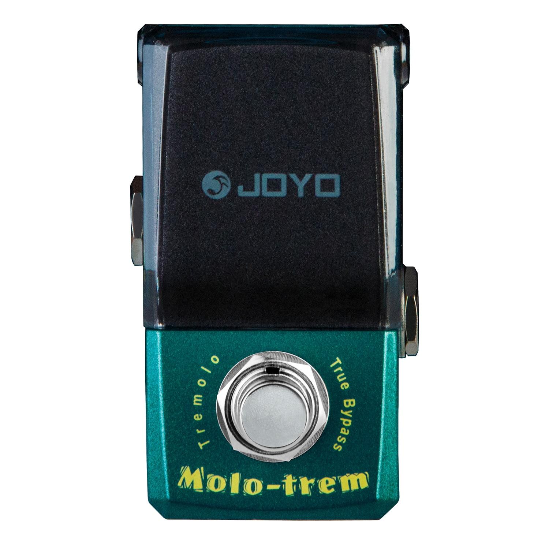 Joyo Ironman JF-325 Molo-Trem Tremolo Guitar Effect Pedal True Bypass JF 325 ironman sp12