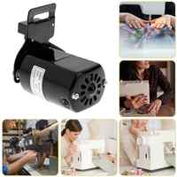 AC 220V 0.5A 100W Domestic Household Sewing Machine Electric Motor 7000RPM Durable Controller Sewing Machine Electric Motor