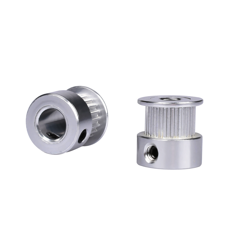 3D Printer Parts GT2 Timing Pulley 16 Teeth Bore 5mm Alumium Alloy Fit For GT2 Belt Width 6mm ( 16 Teeth )
