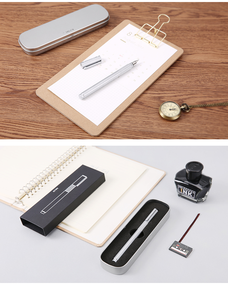 1PC High Quality Student Fashion Medium 0.38mm Nib Fountain Pen The Best Gift To Give Friends School Stationery1PC High Quality Student Fashion Medium 0.38mm Nib Fountain Pen The Best Gift To Give Friends School Stationery