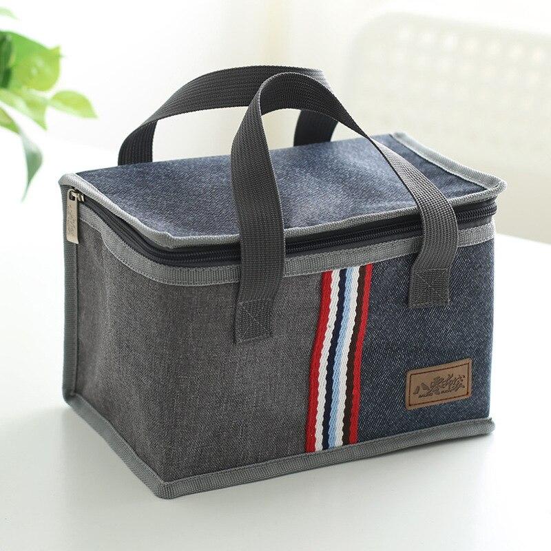Теплоизоляционная сумка из ткани Оксфорд высокого качества, сумка холодильник для хранения еды, сумка холодильник для напитков, Портативная сумка холодильник|Сумки-холодильники|   | АлиЭкспресс