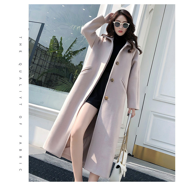 Fashion Winter Trench Coat For Women Long Coat Women Plus Size lingerie manteau femme hiver abrigos mujer invierno 18 4
