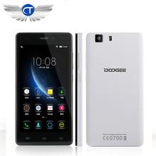 Оригинал Doogee X5 X5 Pro android-c 5.1 5.0 » HD сотовый телефон MTK6580 четырехъядерных процессоров 1 ГБ оперативной памяти 8 ГБ ROM 8MP две SIM карты 2400 мАч WCDMA GPS