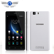 "Origine Doogee X5 Pro Android 5.1 5.0 ""HD Mobile Téléphone MTK6735 Quad Core 2 GB RAM 16 GB ROM 8MP Dual SIM 2400 mAh WCDMA GPS"