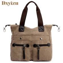 New Desigh Women Autumn and Winter Canvas Shoulder Bag Female Fashion B
