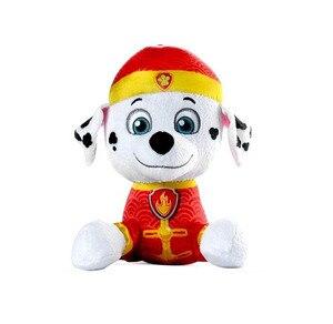 Image 4 - Peluche de Paw Patrol 18cm, cadeaux de style Tang, véritable poupée cadeau pour garçons et filles, fournitures de fête danniversaire, promotion