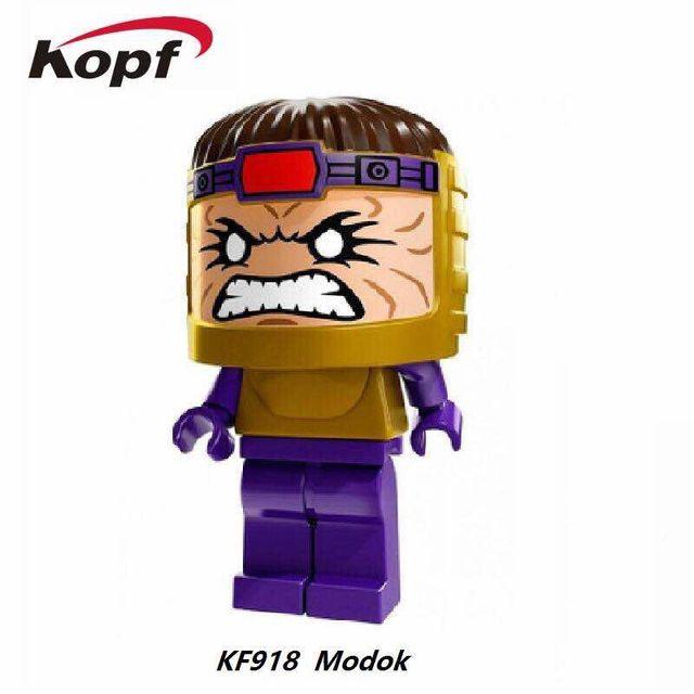 LEGO MODOK Screenshot from LEGO Marvel Video Game