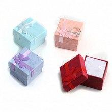 24 шт ювелирные изделия органайзеры коробки для хранения подарков для серьги браслет ожерелье