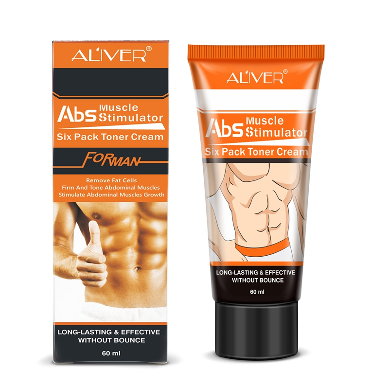 Powerful Abdominal Muscle Cream Muscle Strong Anti Cellulite Burn Fat Product Weight Loss Cream Men