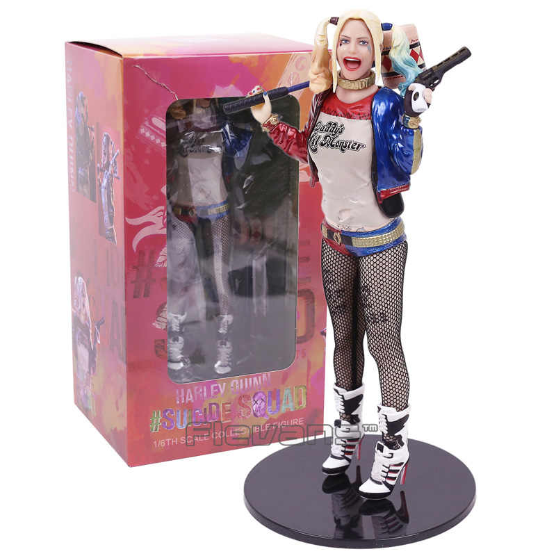 Crazy Toys 1:6 DC Suicide Squad Harley Quinn /& Joker Action Figure New In Box