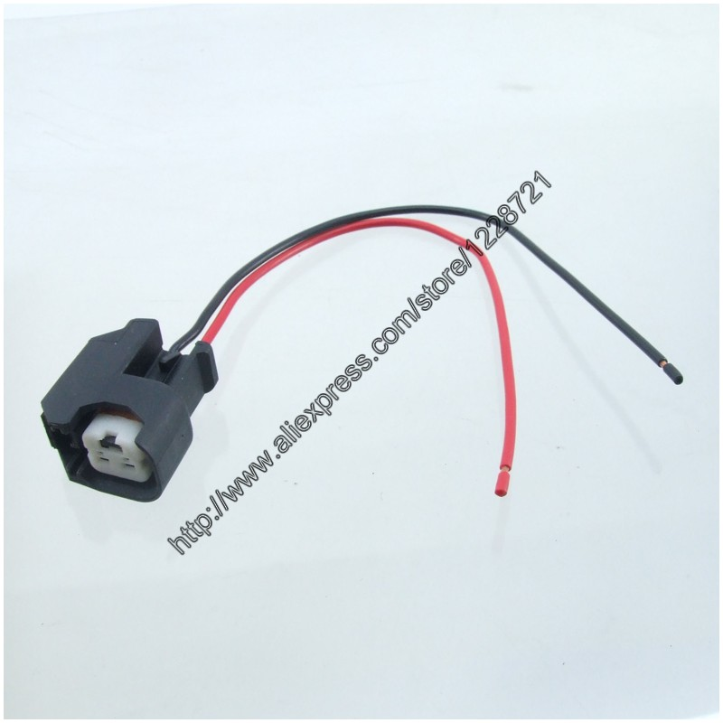 1pcs Ev6 Car Connector Pigtail Wiring Universal Wire Harness Adapter For Dodge Ls2 Ls3: Pigtail Wiring Harness At Jornalmilenio.com