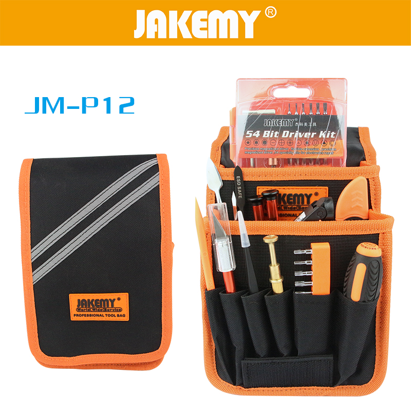 JAKEMY 84 in 1 Multifunctional Repair Kit Precision Screwdriver Set Opening Tools For Mobile Phone Computer Ferramentas
