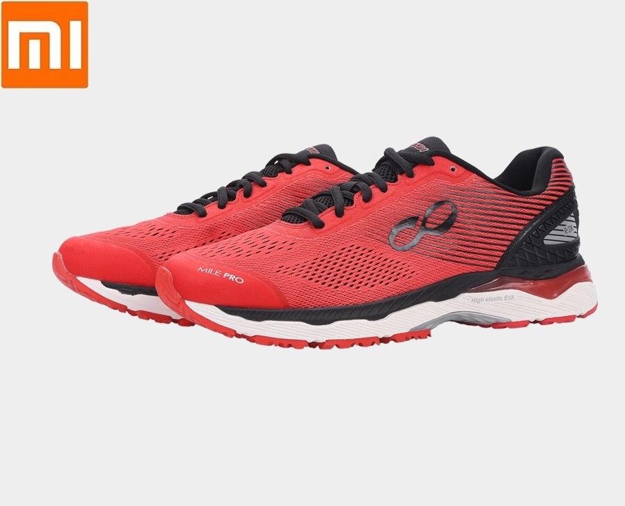 Xiaomi mijia CODOON hommes chaussures de course intelligentes 21 k choc lent fort soutien Ultra léger respirant sports de plein air marche baskets