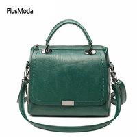 Brand Famous Designer Womens Handbags Pu Leather Green Shoulder Bags Women Handbags Tote Bags Ladies European