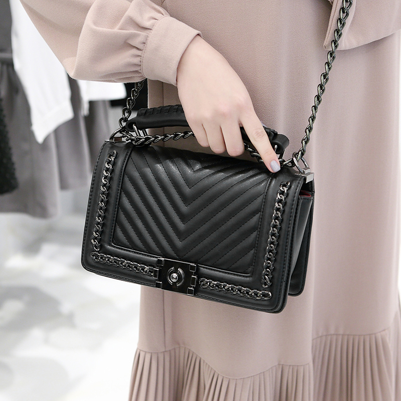 Luxury Handbags Women Bags Designer Vintage Brand Small Female Chain Small Crossbody Bags for Women Messenger Shoulder Bag famous brand handbags women shoulder bag designer chain leather bag small crossbody bags for women messenger bags