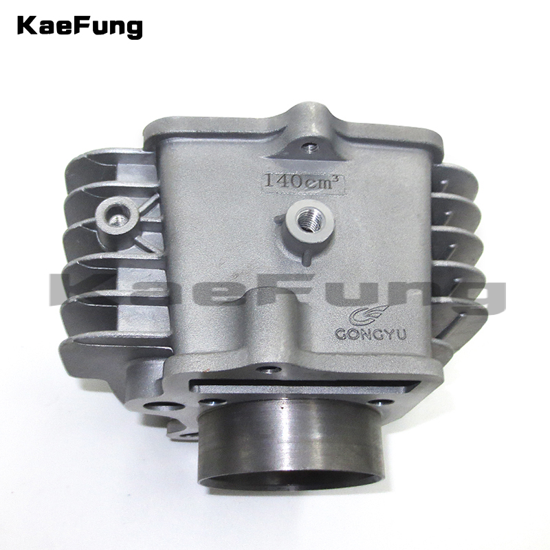 Motorrad Motocross teile Ying Xiang YX 140 Motor 56mm Bohrung Zylinder Fit YX 140cc SSR <font><b>YCF</b></font> IMR Dirt <font><b>Pit</b></font> <font><b>bike</b></font> 56mm Pitston image