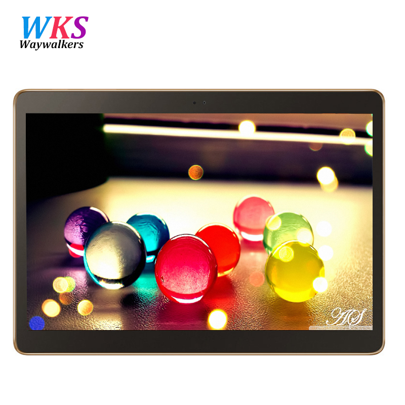 waywalkers M9 4G LTE Android 6 0 10 1 inch tablet pc octa core 4GB RAM