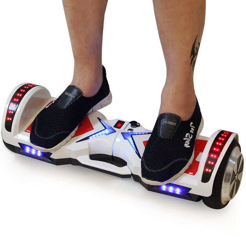 Where Can I Buy A Hoverboard >> Hoverboards 6.5 Led Lights Electric Skateboard Hoverboard ...