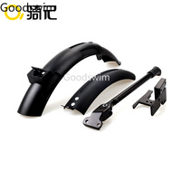 QICYCLE EF1 Parking Rack Fender Front Mudguard for Xiao Mi Mijia Electric Bicycle Fender