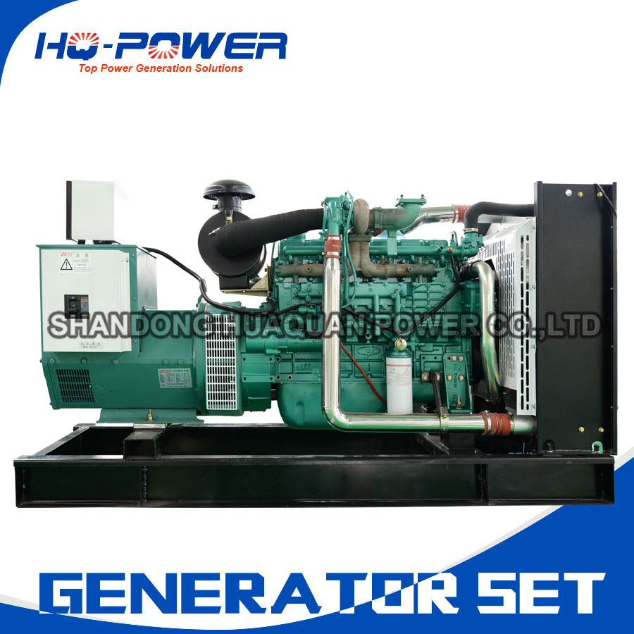 electric power generator 150kw motor diesel generating set for sale