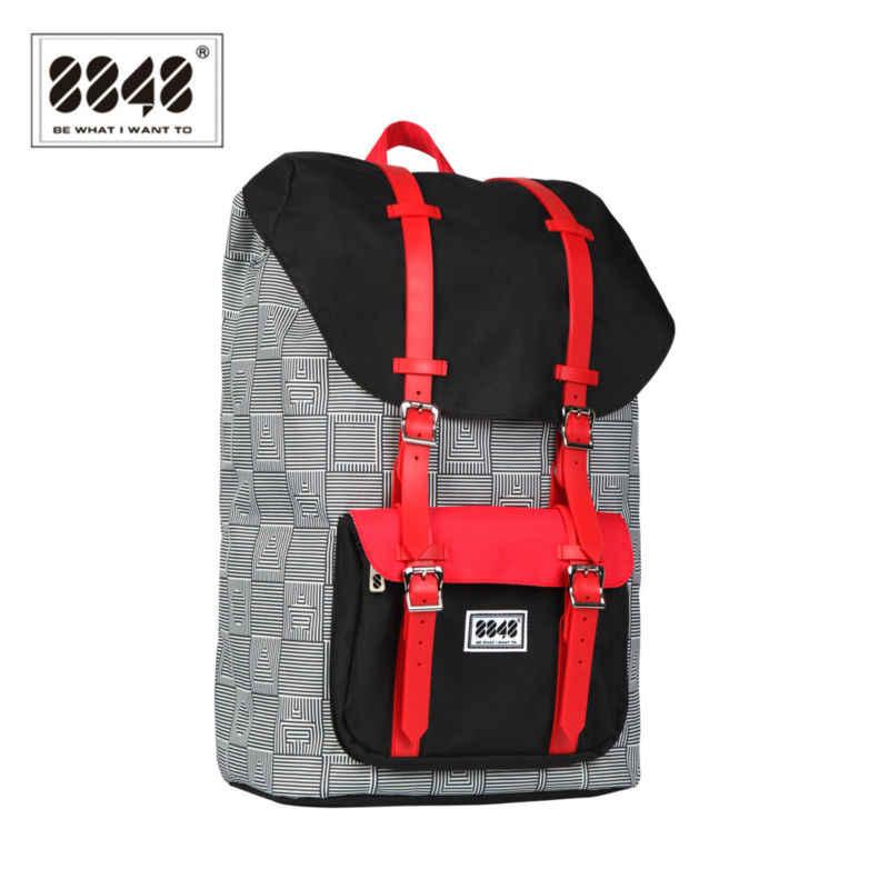 2f4c4c1c8c ... 8848 Backpack Waterproof 20LCollege Backpack Fashion Patch Work Unisex  Travel Bag Knapsack Backpacks Women Men ...