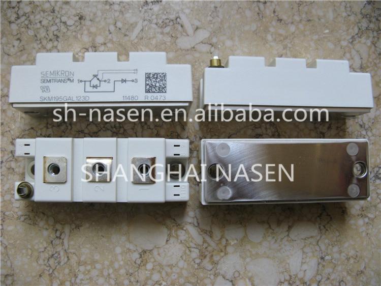 SEMIKRON IGBT module SKM195GAL123D is new skiip37nab12t4v1 semikron igbt module