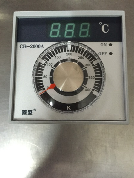 Taisheng authentic southern gas oven temperature controller thermostat temperature controller temperature control table CB 2000A