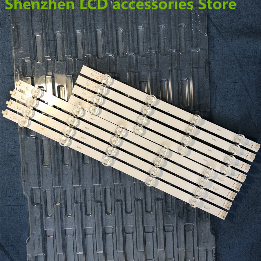 1set=8pcs LED Backlight 9Lamp For LG 39