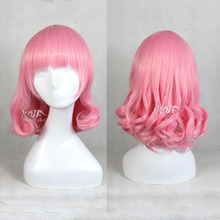 New arrival Project  hair jewelry 230g 40cm synthetic hair accessories for Saigyouji Yuyuko cosplay wigs