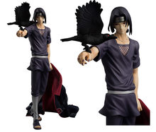 23 cm Japanse anime figuur Naruto Shippuden Uchiha Itachi PVC Action Figure Collectible Model Speelgoed Pop(China)