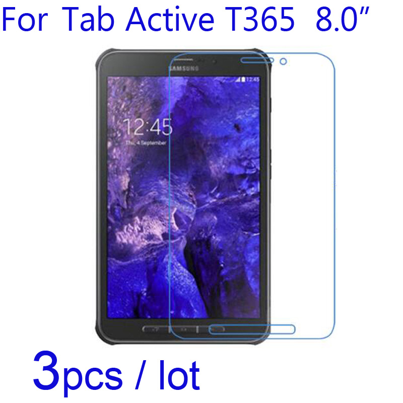 6X Ultra Clear HD LCD Screen Protector for Android Samsung Galaxy Tab Pro 8.4""