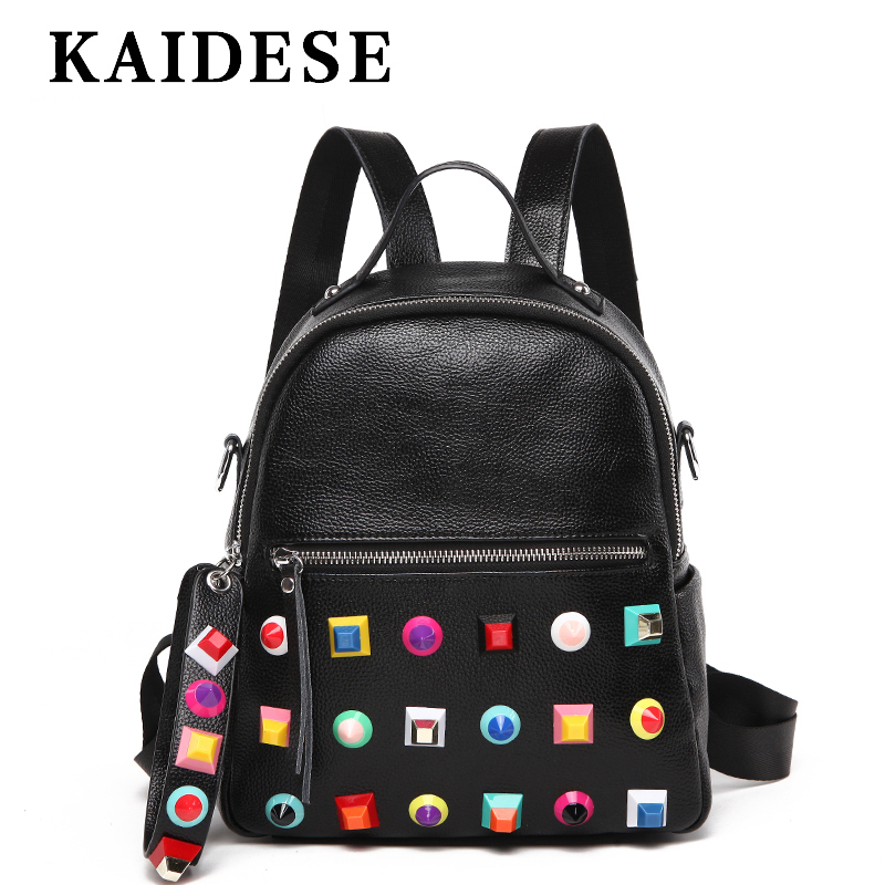KAIDESE 2018 New Fashion Shoulder Bag Lady leisure travel backpack Korea college big wind chest bag flb12084 hamburg s new fashion backpack shoulder bag college wind backpack schoolbag shoulder bag personality