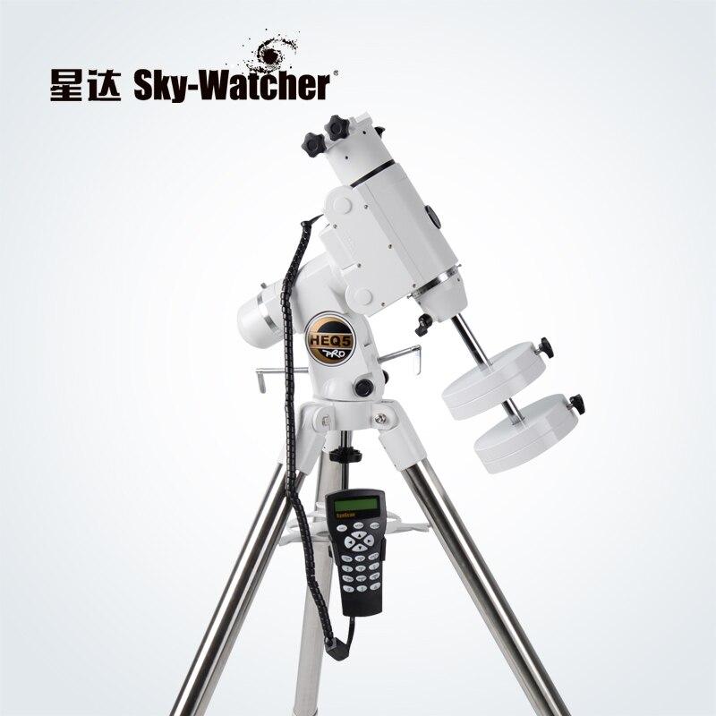 Télescope HEQ5 PRO va-To SynScan monte trépied
