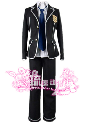 Cosplay Costume Guilty Crown OUMA SHU Uniform Halloween Christmas Party Uniform ...