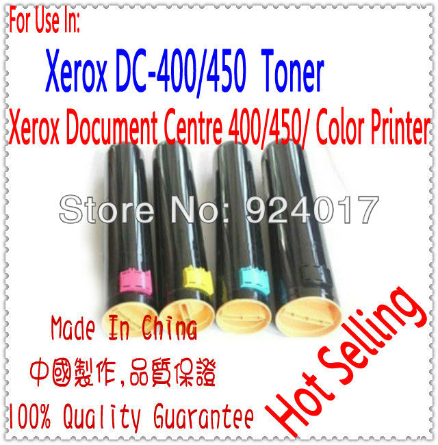 ФОТО Toner Cartridge For Xerox DCC 400/450 Printer,Use For Fuji Xerox Document Centre 400 Toner,For Xeror Refill Toner 400 450