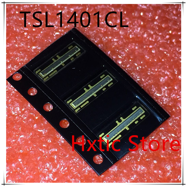 Free shipping 5pcs lot TSL1401CL TSL1401 QFN8 1401
