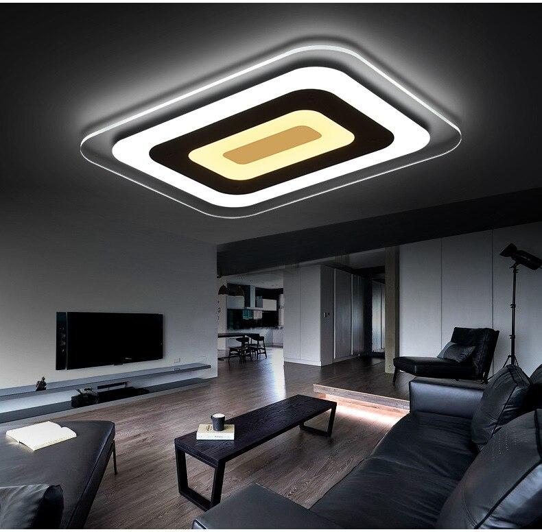 Moderne Plafond Verlichting Voor Binnenverlichting plafon led ...