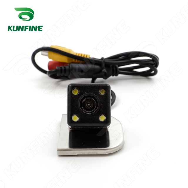 HD CCD Car Rear View Camera for Ford Focus 2012/2014/2015 Car Reverse Parking Camera Night Vision Waterproof