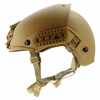 Military Tactical Helmet Airsoft Gear Army Wargame Combat Helmet Outdoor Sport Paintball Protector Full face Helmet