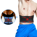 Posture Adjustable Double Pull Lumbar  Support Lower Back Belt  Pain Relief Band Waist Spinal Brace Belt Gym Sports Accessories