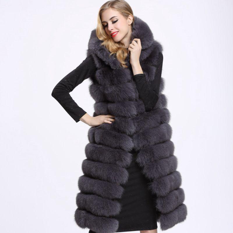 Free Shipping Hot New High Quality Faux Fur Warm Coat 2017 Fashion Winter font b Women